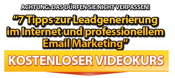 Ihr Antrieb zur Leadgenerierung und professionellem E-Mail-Marketing