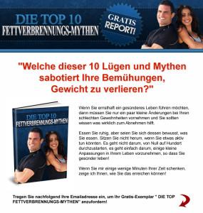 10 Fitness Mythen