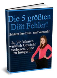 5 Diät Fehler E-Book