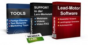 Lead-Motor Tools & Vorteile