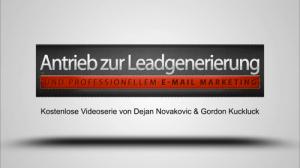 Antrieb zur Leadgenerierung - Logo