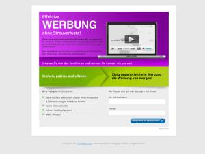 Business Landingpage