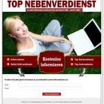 Top-Nebenverdienst_Network-Marketing_Squeezepage_Lead-Motor