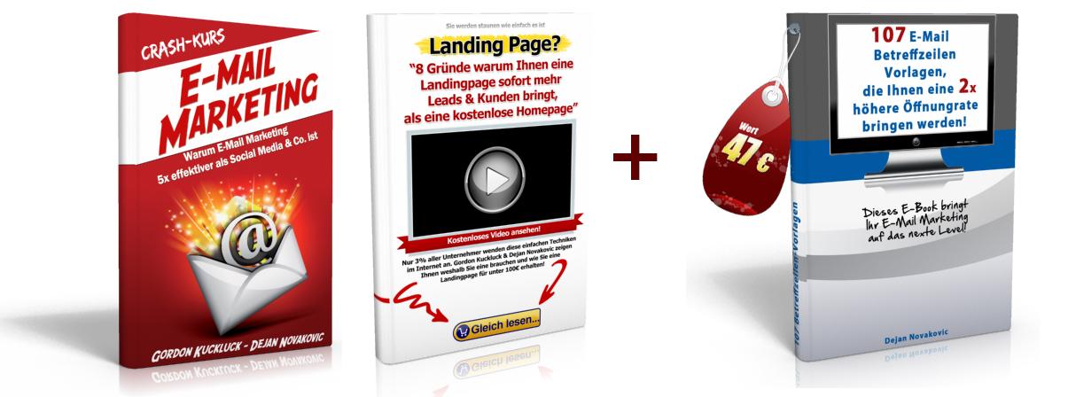 E-Mail-Marketing Kick-Start