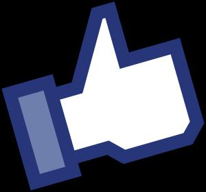 Facebook-Like / Simon@pixabay.com